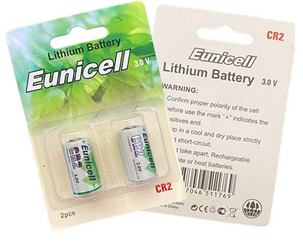 CR2 battery eunicell