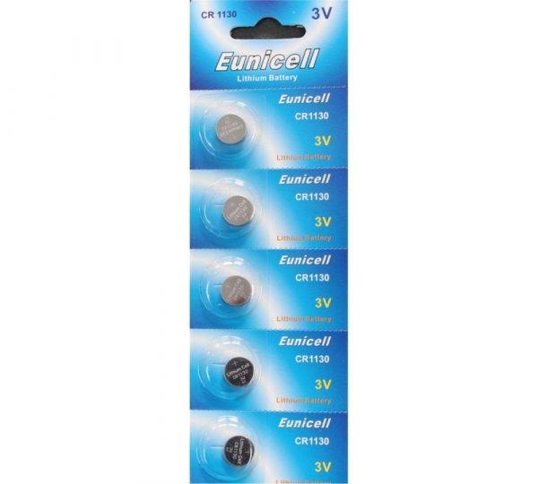 KL1130 Lithium Battery 3V Pack of 5