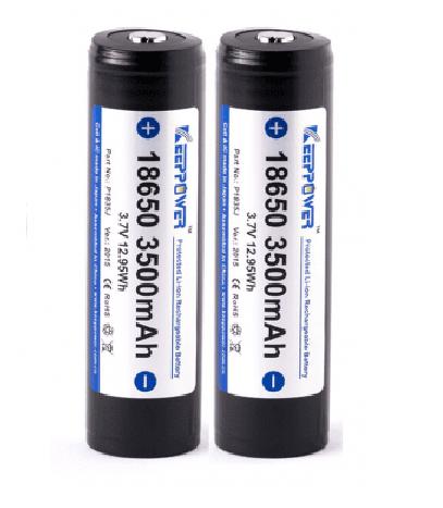 keeppower 18650 battery
