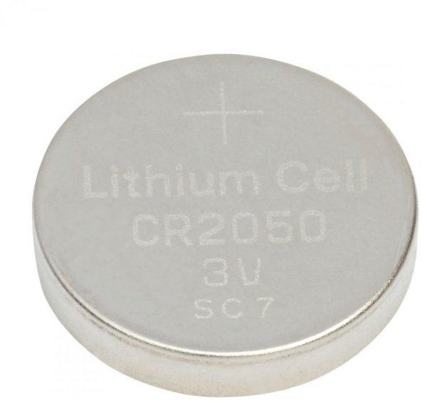 5 Pack CR2050 Battery Lithium 3V