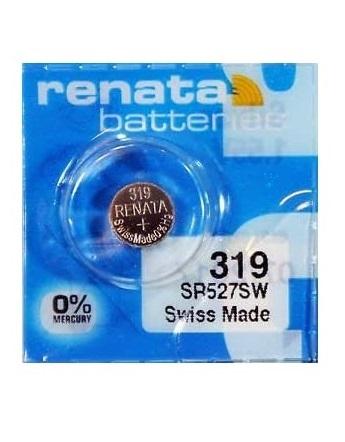 Renata SR527SW Battery Silver Oxide