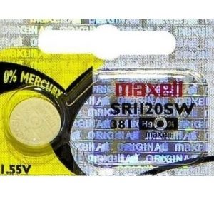 Maxell SR1120SW Battery Silver Oxide