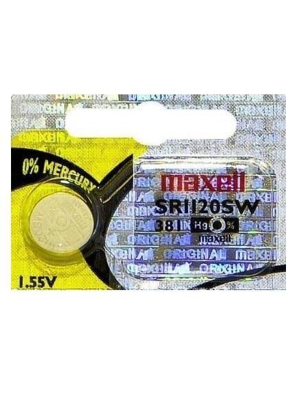 Maxell SR1120W Battery Silver Oxide