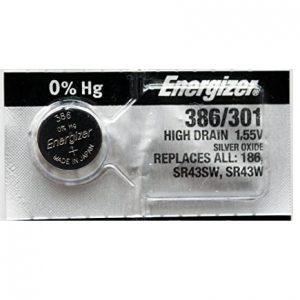 Energizer SR43SW Battery Silver Oxide