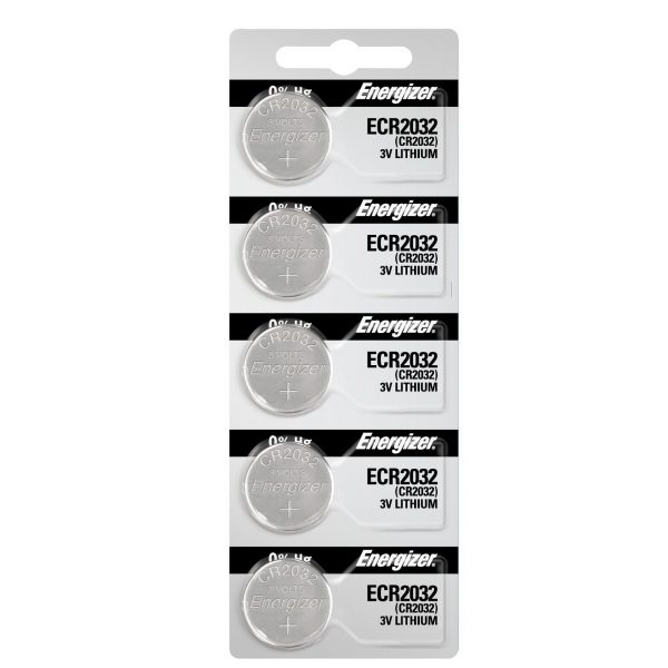 energizer cr2032 5 pack